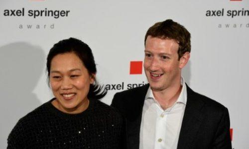 Le patron de Facebook va être papa d'une deuxième petite fille.
