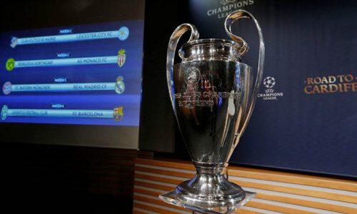 LDC: Real Madrid – Atlético et Juventus – Monaco pour les demies