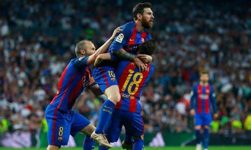 Liga: Un grand Lionel Messi sauve le FC Barcelone contre le Real