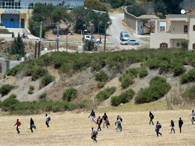Tension entre le Maroc et l'Algérie à propos d'un groupe de migrants