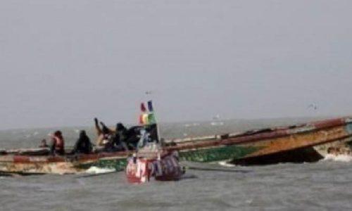 Chavirement d'une pirogue: 17 femmes meurent noyées à Fatick