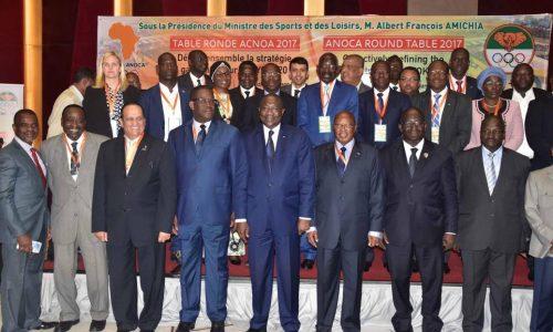 L'Afrique a défini sa «stratégie gagnante» pour les JO 2020