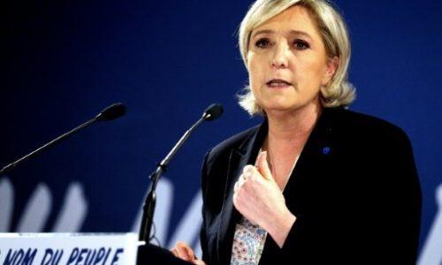 Le Pen : Mélenchon, «c'est Tsipras depuis hier».