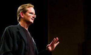 Lawrence Lessig : « Le problème de la démocratie actuellement c'est qu'elle n'est pas représentative »