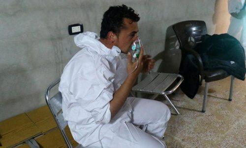 Attaque chimique présumée sur une ville rebelle en Syrie: vague d'indignation.