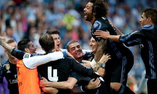 Cinq ans après, le Real Madrid est à nouveau roi d'Espagne