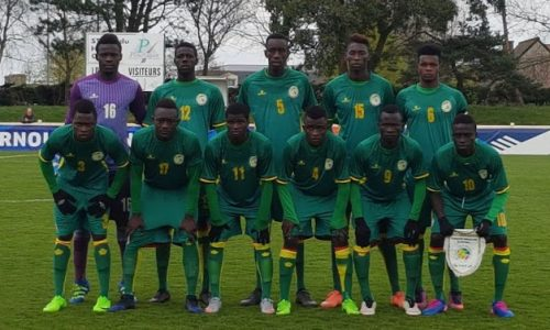 Mondial U20: le Sénégal démarre bien face à l'Arabie Saoudite (2-0)