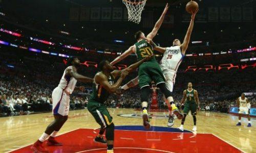 NBA: Boston attaque fort, fin de parcours pour les Clippers.