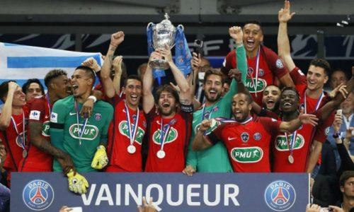Au bout du suspense, le PSG remporte la Coupe de France face à Angers.