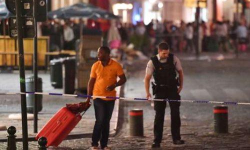 Explosion dans une gare de Bruxelles, considérée comme « une attaque terroriste »