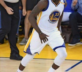 NBA: Draymond Green de Golden State n'est plus aussi vert.