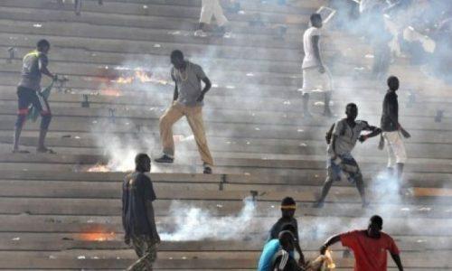 Sénégal: Finale Coupe de la Ligue: au moins 8 morts et des blessés graves