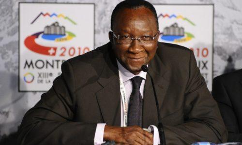 Ousmane Paye, Ambassade du Sénégal au Canada limogé