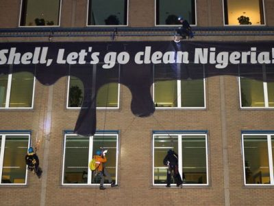 Shell ferme un oléoduc-clé au Nigeria