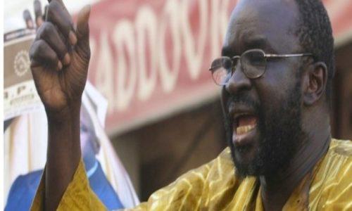 Moustapha Cisse Lô : «Si j'étais à la place du Président, j'aurai ordonné l'emprisonnement immédiat de Me Wade…»