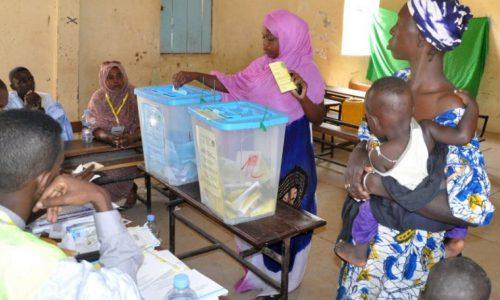 Référendum en Mauritanie: le «oui» l'emporte, un taux de participation de 53,75%
