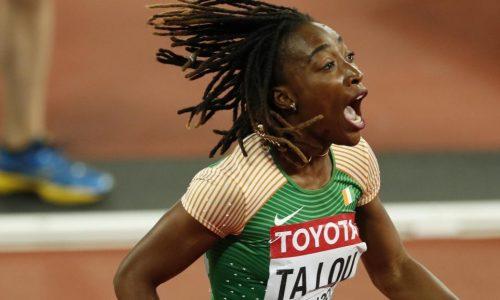 Mondiaux d'athlétisme 2017: encore de l'argent pour Marie-Josée Ta Lou