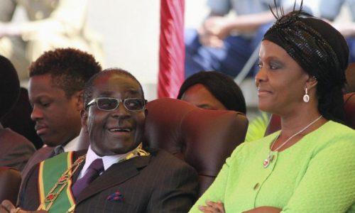 AfSud: soupçonnée d'agression, Grace Mugabe se rend à la police