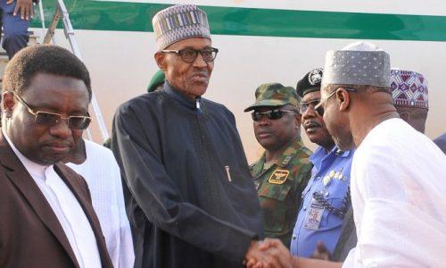 Buhari prêt à rentrer au Nigéria