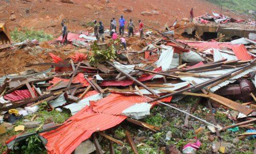 Coulées de boue en Sierra Leone: le pays «dépassé» par la castrophe