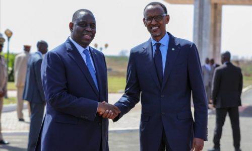 Macky Sall écourte ses vacances et se rend à l'investiture de Paul Kagamé