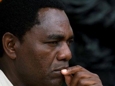 Zambie: le chef de l'opposition libéré après quatre mois de prison