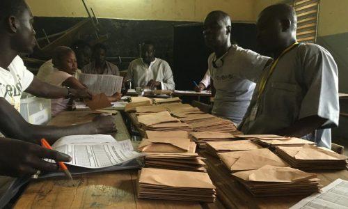 Législatives: Le Conseil constitutionnel confirme la victoire de BBY