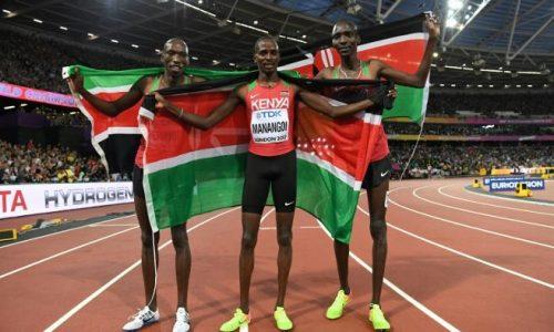 Athlétisme: le Kenya bientôt candidat à l'organisation des Mondiaux-2023