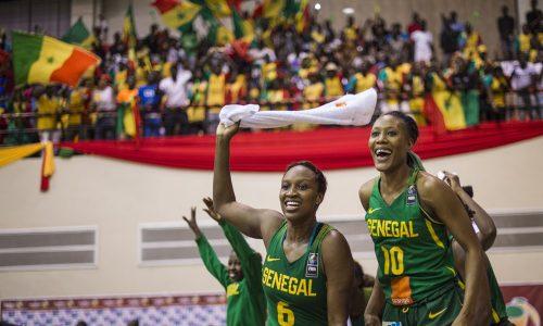 Afrobasket féminin : Les Lionnes défendront leur titre face au Nigeria.