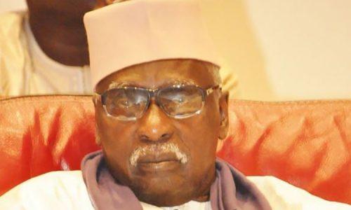 Serigne Mbaye Sy Mansour proclamé khalife de Tivaouane