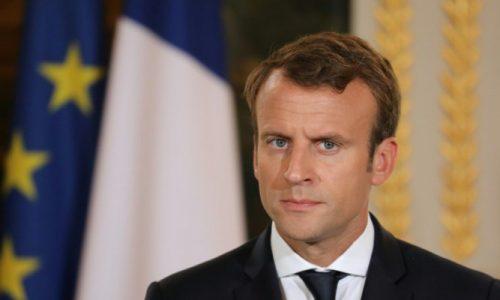 Emmanuel Macron expose ses «projets-clés» pour l'Union européenne