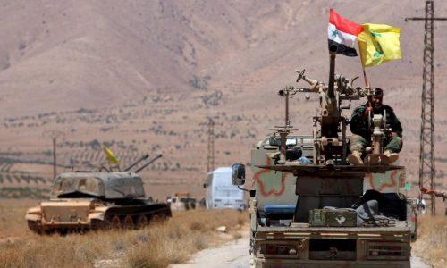 Israël aurait frappé un centre de production d'armes chimiques en Syrie
