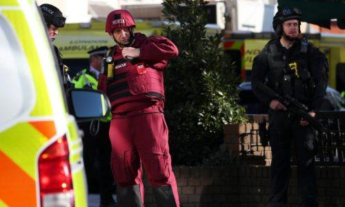 Métro de Londres: une bombe artisanale à l'origine d'une l'explosion