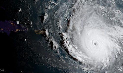 Alerte violette aux Antilles : Irma est un ouragan d'une intensité «sans précédent»