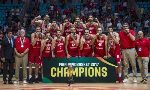 Afrobasket 2017: la Tunisie s'offre le titre à domicile face au Nigeria.