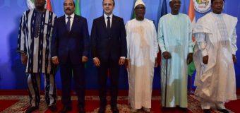 Les Etats-Unis octroient 60 millions de dollars d'aide au G5 Sahel