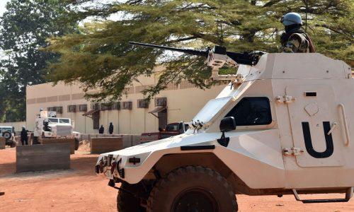 Centrafrique: le chef de l'ONU recommande 900 Casques bleus supplémentaires