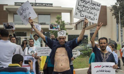 Procès des militants de Hirak au Maroc: l'état de santé des prévenus inquiète