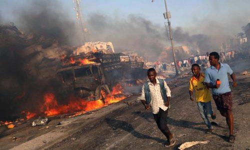 Somalie: un double attentat meurtrier frappe Mogadiscio