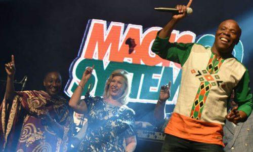 Magic System: «La culture a un rôle pour le développement de l'Afrique»
