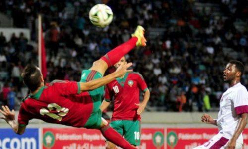 Mondial 2018: Le Maroc bat le Gabon et prend la tête du groupe C