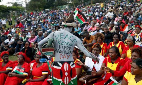 Le Kenya fête ses héros de l'indépendance dans un contexte politique tendu