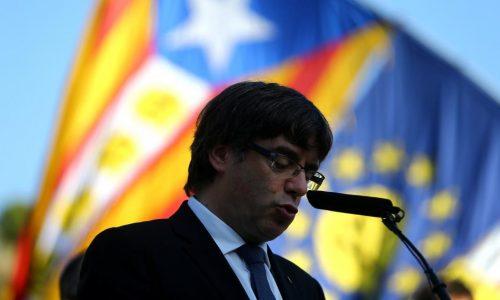 Catalogne: après la riposte de Rajoy, début d'une semaine cruciale