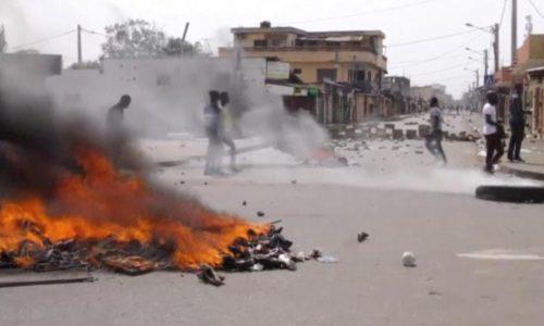 Crise au Togo: les tentatives de médiations piétinent