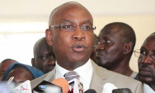 Serigne Mbaye Thiam : «90% du budget 2018 vont dans les salaires»