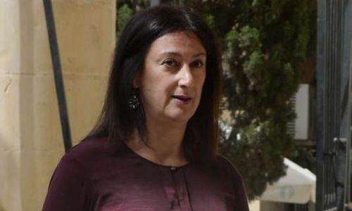 A Malte, une blogueuse qui dénonçait des affaires de corruption a été assassinée.