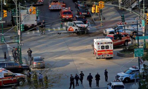 Un véhicule fonce sur des piétons à New-York, des morts et des blessés
