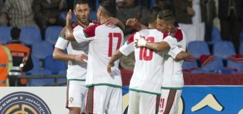 Le Maroc bat la Côte d'Ivoire et se qualifie au Mondial 2018