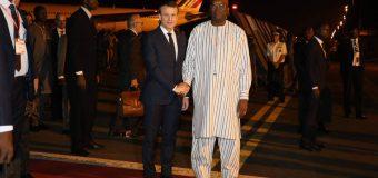 Macron reconnaît «les crimes de la colonisation» à Ouagadougou