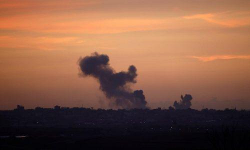 Israël/Territoires palestiniens: regain de tension autour de la bande de Gaza